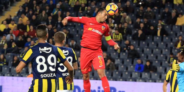Umut Bulut, Fenerbahçe'ye 10. golünü attı! 4 farklı takımda...