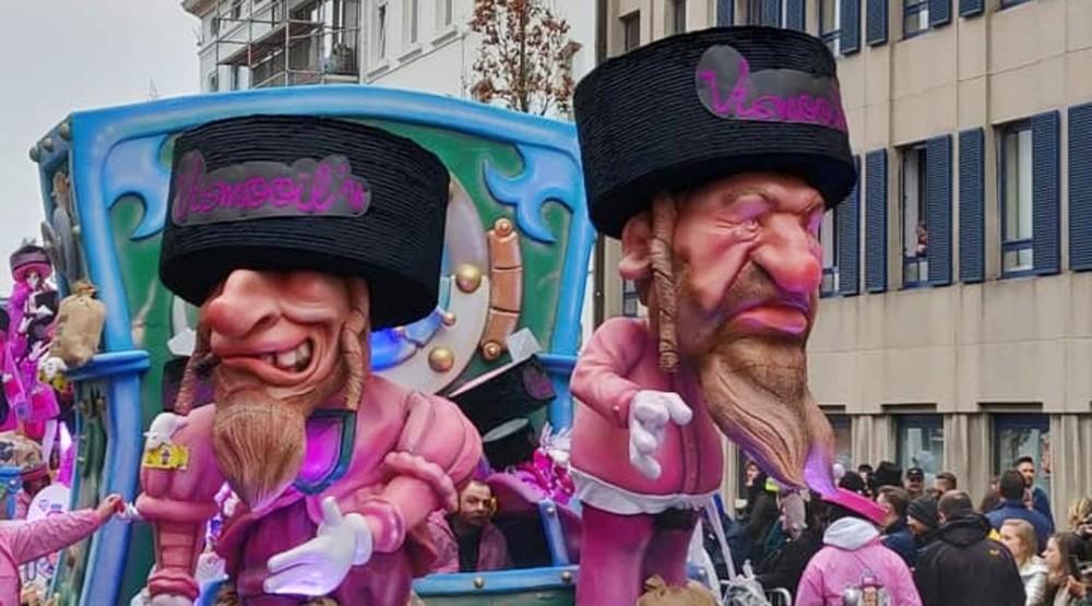 UNESCO, Aalst karnavalındaki 'ırkçı ve antisemitik gösterileri' kınadı