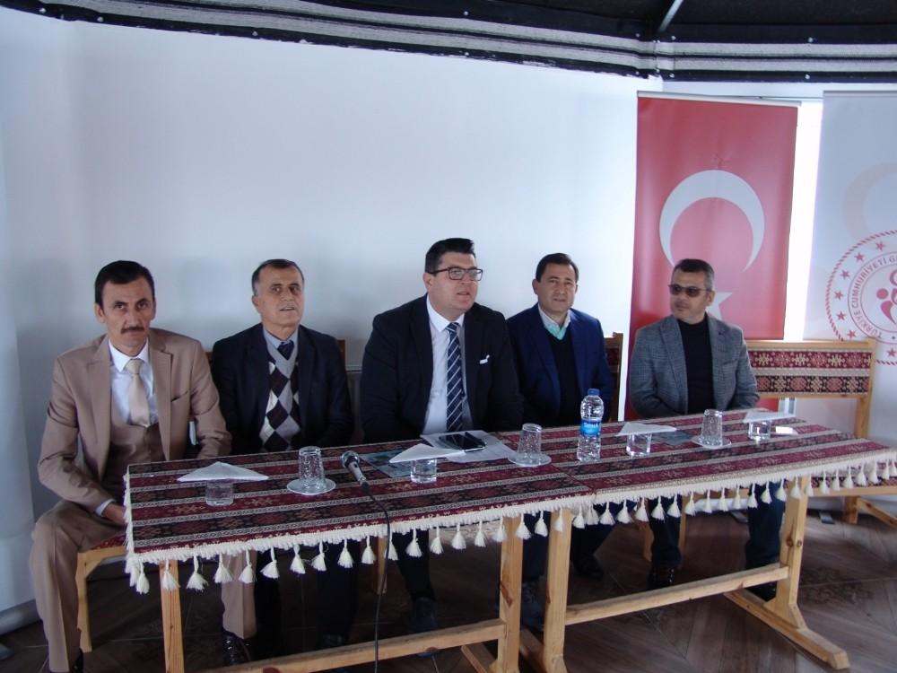 Üniversite öğrencilerine Pazaryeri Gençlik Merkezi tanıtıldı