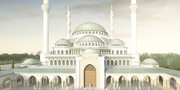 Üniversiteye 'Kültür merkezi' gibi cami