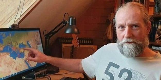 Manisa depremi sonrası ünlü deprem tahmincisi Frank Hoogerbeets'ten dikkat çeken açıklama!