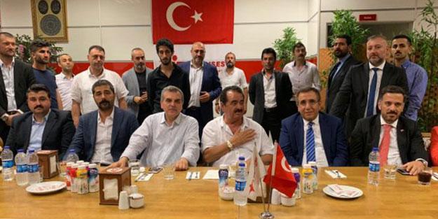 Ünlü isimden Erdoğan'a destek!