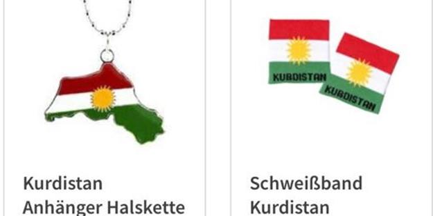 Ünlü marketten ''Kürdistan'' skandalı