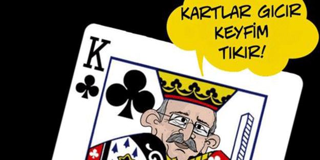 Ünlü mizah dergisinden Kemal Kılıçdaroğlu'nu küplere bindirecek paylaşım