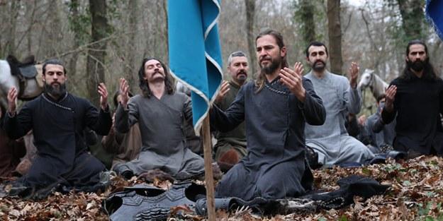 Ünlü şarkıcı Diriliş Ertuğrul vesilesiyle Müslüman oldu!