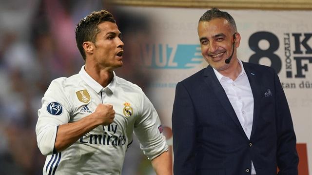 Ünlü sunucu Ronaldo'yu İslam'a davet etti