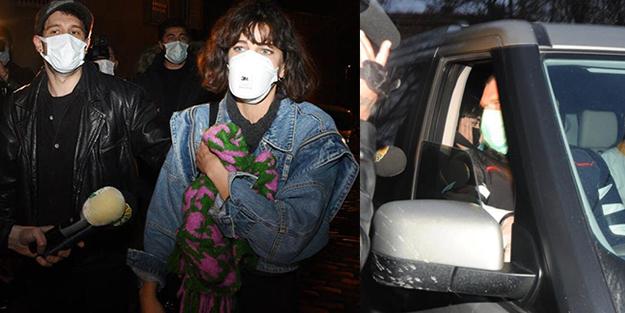 Ünlü tayfasının 'korona partisine' polis baskını!