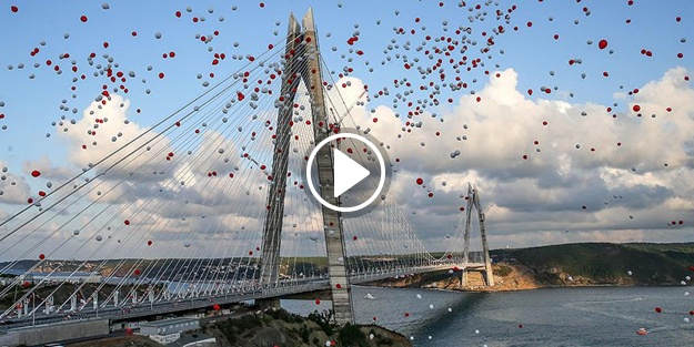 Ünlülerden 'Yavuz'a özel klip!
