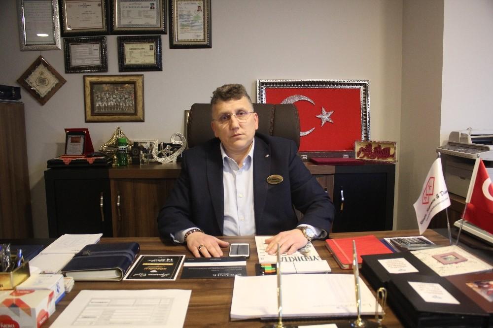 Ünye Kuyumcular Birliği Başkanı Kumaş: