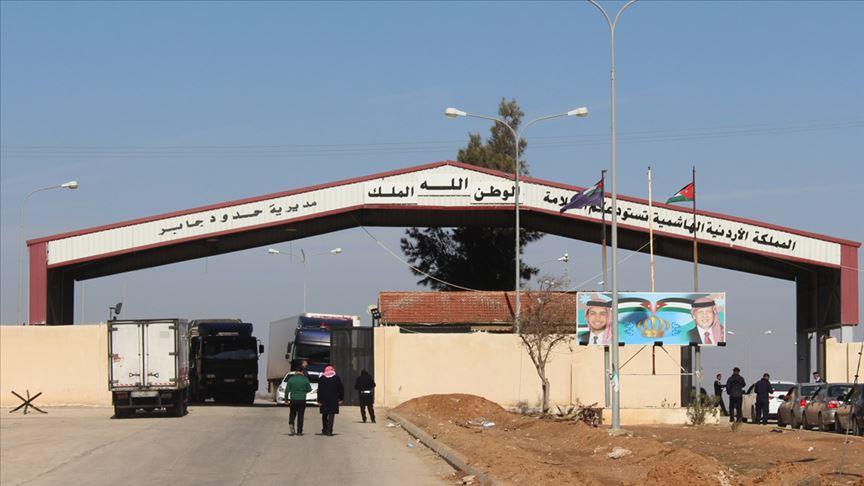 Ürdün-Suriye arasındaki sınır kapısının açılması beklenen ticari etkiyi gösteremedi