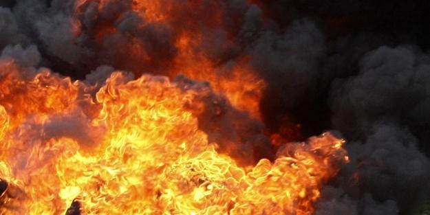 Ürdün'de yangın! 13 Pakistanlı öldü