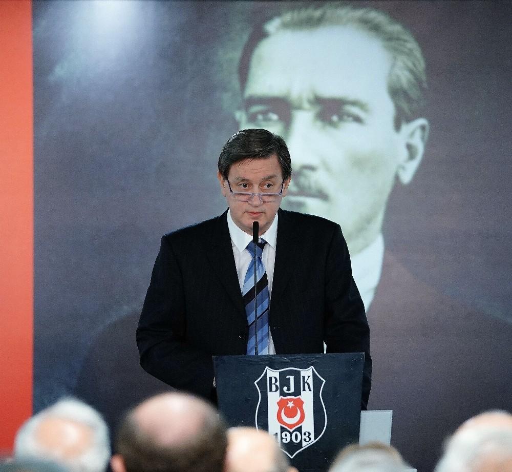 """Urgancılar: """"Beşiktaş ülke sporumuzun yüz akıdır"""""""