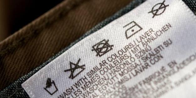 Ürün etiketlerindeki semboller ne anlama geliyor?