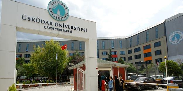 Üsküdar Üniversitesi taban puanları 2019