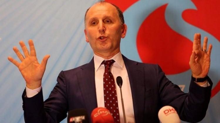 Usta: Trabzonspor'un geleceğini kurmak istiyoruz