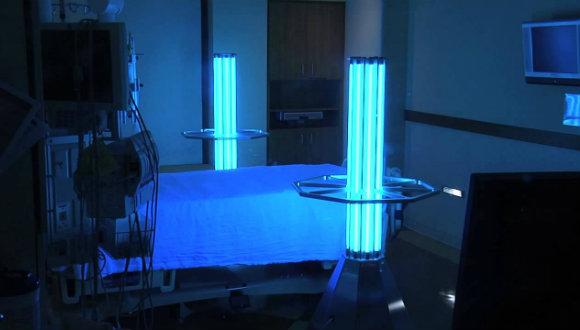 UVC ışık mikropları ortadan kaldırabilir