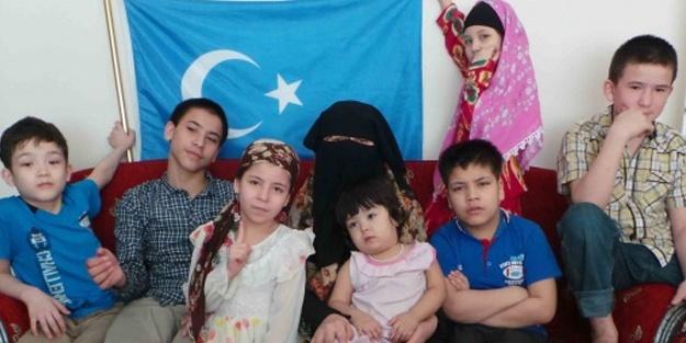 Uygur Türk'ü zorlu yolculuğu anlattı