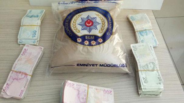 Uyuşturucu kuryelerine operasyon: 2 kişi gözaltında
