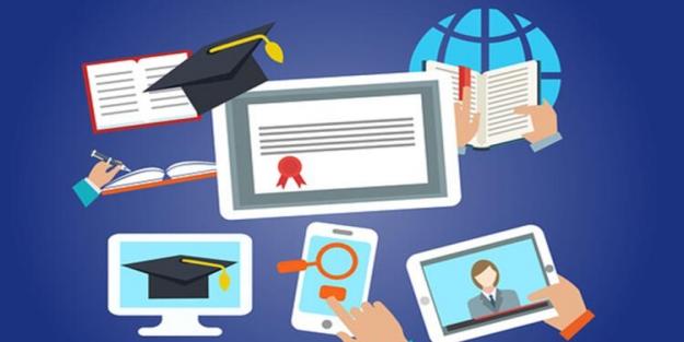 Uzaktan eğitim online dersi hangi kanal verecek?