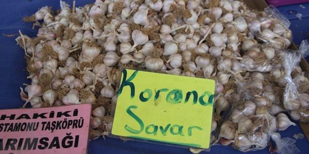 Uzmanlar 'koronavirüse iyi geliyor' dedi, sarımsağın fiyatı uçuşa geçti!