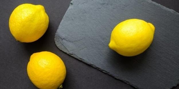 Uzmanlar ortaya çıkardı! Gece limonu başucunuza koyarsanız...