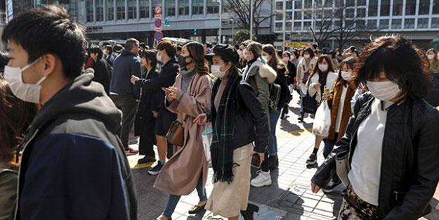 Ölümlerle birlikte Japonya'da koronavirüs bilançosu artıyor