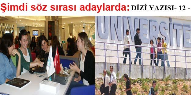 Vakıf Üniversitesi öğrenim ücretlerine zam