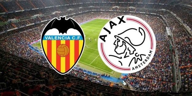 Valencia Ajax Şampiyonlar Ligi maçı ne zaman saat kaçta hangi kanalda? Şampiyonlar Lig H Grubu