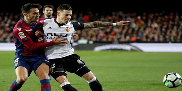 Valencia haftalar sonra kazanmayı bildi!