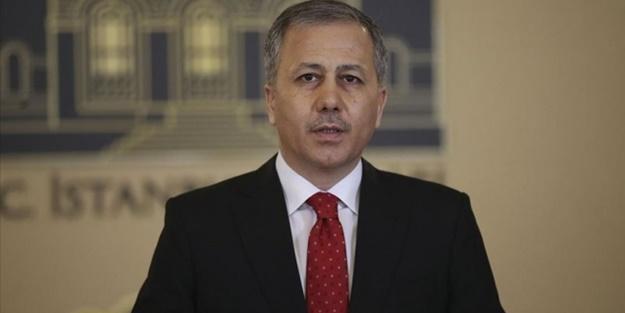 Vali Ali Yerlikaya'dan tam kapanma açıklaması