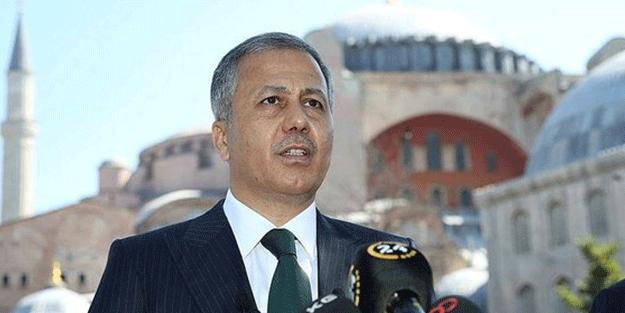 Vali Ali Yerlikaya'dan tarihi gün öncesi Ayasofya açıklaması