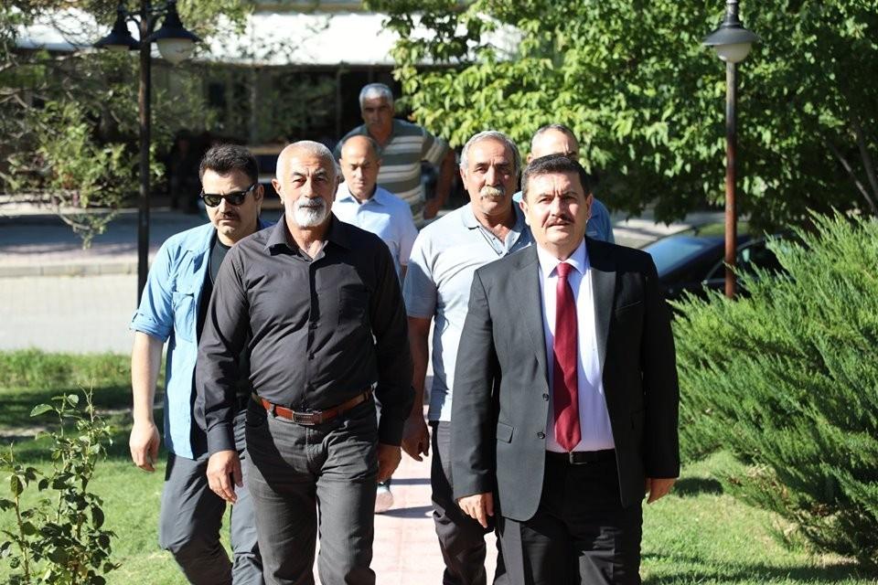 Vali Arslantaş, Erzincan'ın turizm beldelerinden Çağlayan ve Mollaköy'de incelemelerde bulundu