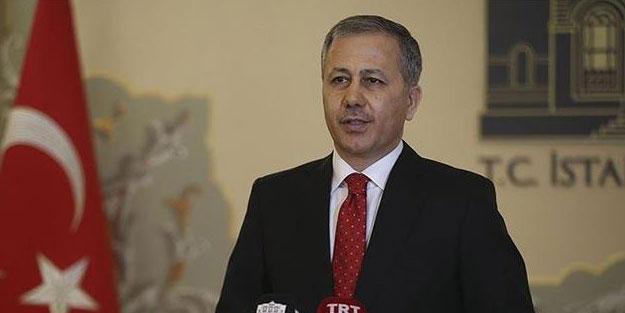 Vali Yerlikaya koronavirüse karşı birinci hedefi açıkladı