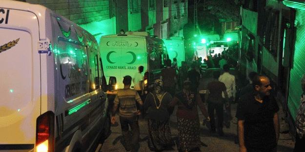 Valilikten açıklama: 22 ölü 94 yaralı