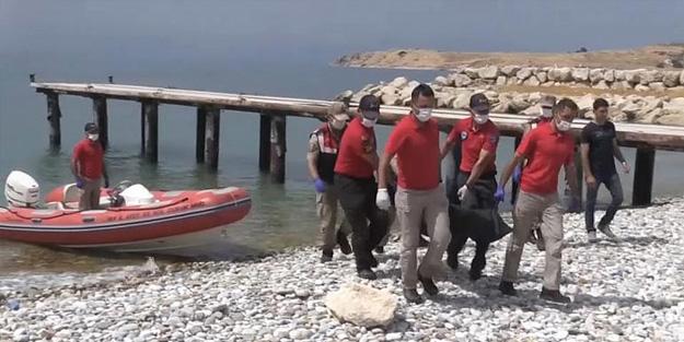 Van Gölü kazasından bir acı haber daha! 3 kişinin daha cansız bedeni çıkarıldı