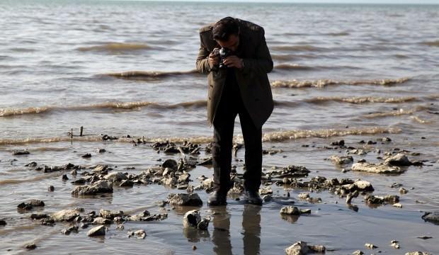 Van Gölü sahilinde insan kemikleri bulundu