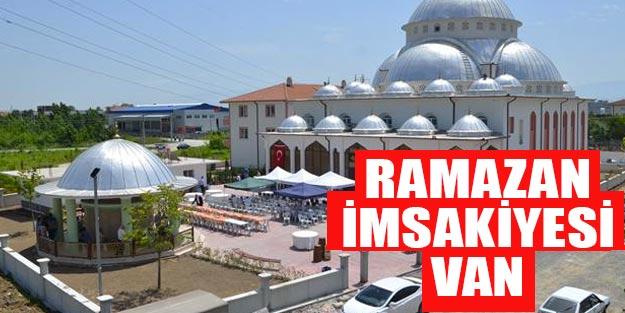 Van Ramazan imsakiyesi 2019