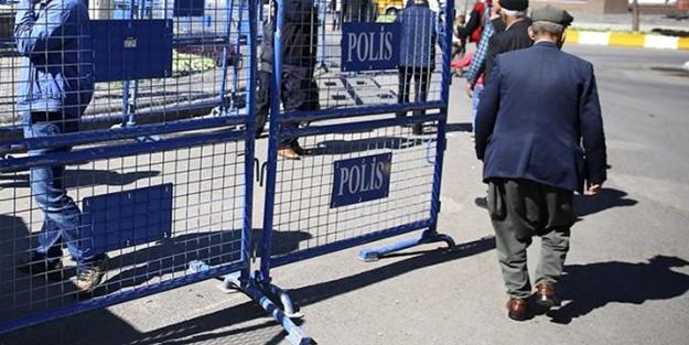 Van'da eylem ve etkinlikler 15 gün yasaklandı