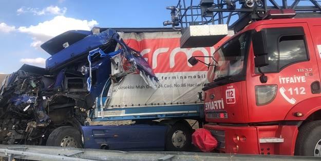 Van'da feci kaza: Yaralılar var