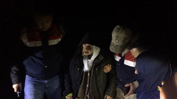 Van'ın Muradiye ilçesinde kaybolan alzaymır hastasını jandarma buldu
