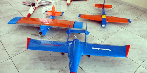 Vanlı öğrencilerin model uçakları büyük ilgi gördü! 'Selçuk Bayraktar' heyecanı