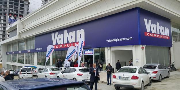 Vatan Bilgisayar İstanbul'da  Esenyurt mağazasını açtı