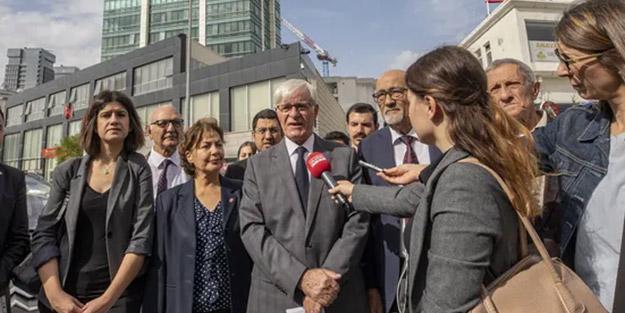 Vatan Partisi HDP'nin kapatılması için Yargıtay Cumhuriyet Başsavcılığına başvuru yaptı