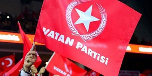 Vatan Partisi'nin adayları belli oldu