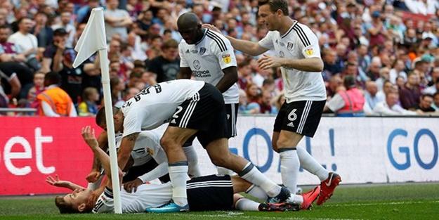Ve Fulham Premier Lig'de!