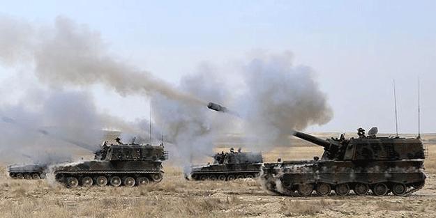 Ve ilk saldırı! 30 YPG'li öldürüldü…