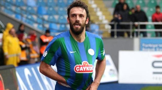Vedat Muric, milli takıma çağrıldı