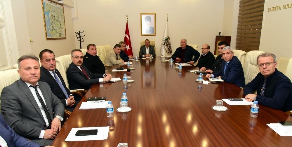 Vefa Sosyal Destek Grupları Koordinasyon Toplantısı yapıldı