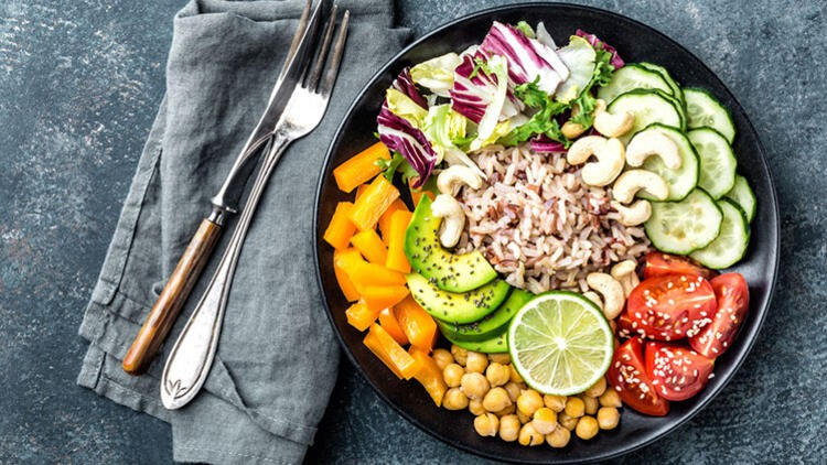 Vegan beslenme ne yer?
