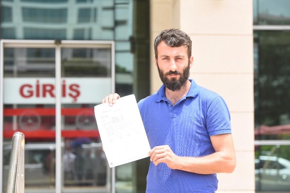 Vekalet verdiği avukatın dolandırdığını iddia eden vatandaş: